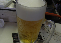 生ビール・撫順