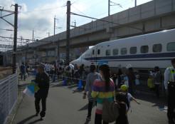 新幹線ふれ合いデー