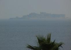 軍艦島・遠景