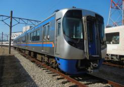西鉄3000形・筑紫車両基地