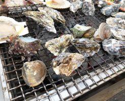 糸島の牡蠣小屋